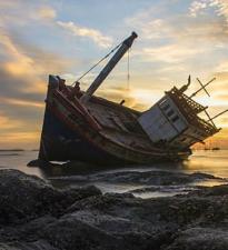Харрисон Форд и Эд Хелмс потерпят крушение в предстоящих «Несчастных приключениях Берта Сквайра»