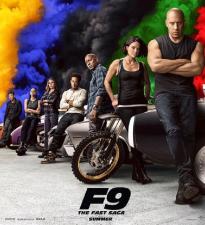 Выпуск фильма «Форсаж 9» откладывается до 2021 года