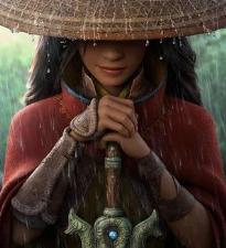Новая земля Кумандра в первом трейлере анимационной сказки «Райя и последний дракон»