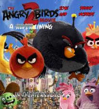 Первый трейлер сиквела «Angry Birds в кино» представляет нового злодея