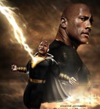Фильм «Черный Адам» будет поставлен по мотивам классических комиксов Американского общества справедливости
