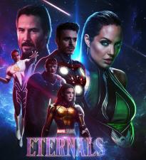 Предстоящий фильм «Вечные» будет масштабнее, чем «Мстители: Финал»