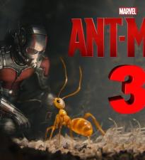 Начата официальная разработка проекта «Человек-муравей 3»