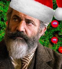 Мэл Гибсон сыграет Санта-Клауса в комедии «Толстяк»
