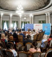 Круглый стол «Кризис детского и семейного кино в России. Тупик или новый поворот?