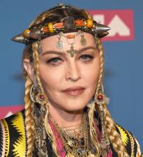 Мадонна анонсировала свой будущий биографический фильм