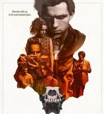 Тома Холланда и Роберта Паттинсона невозможно узнать в поистине тревожном триллере «Дьявол всегда здесь»