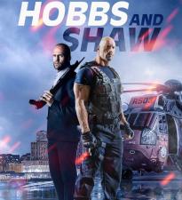 Объявлено начало официальной разработки проекта «Хоббс и Шоу 2»