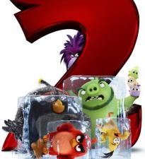Новый трейлер мультфильма «Angry Birds в кино 2» объединяет свиней и птиц для решающей битвы