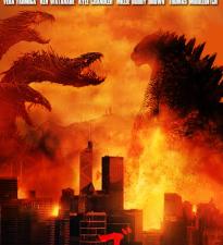 Взгляд на гигантских чудовищ в новом эпическом трейлере сиквела «Годзилла 2: Король монстров»