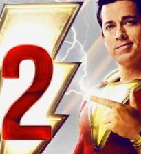 Режиссер Дэвид Ф. Сандберг рассказал о своей работе над сценарием фильма «Шазам 2»