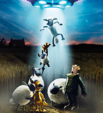 Новые приключения обитателей фермы в первом трейлере мультфильма «Барашек Шон: Фермагеддон»