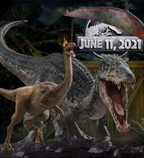 «Юрский период» отправляется в мировое турне с новым динозавром и полноразмерным T-Rex