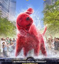 Новый трейлер фильма «Большой красный пес Клиффорд» вызвал восторг зрителей