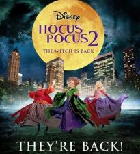 Бетт Мидлер подтвердила, что официальные переговоры с Disney о сиквеле «Фокус-покус» уже начались