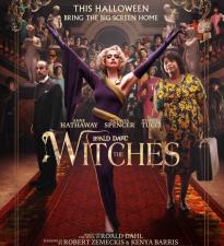Warner Bros. выпустила первый трейлер ремейка «Ведьмы» режиссера Роберта Земекиса с Энн Хэтэуэй в главной роли