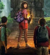 Новый трейлер фильма «Дора и Затерянный город» отправляет героев на поиски сокровищ