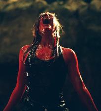 Режиссер Нил Маршалл называет «Логово» полноценным фильмом о монстрах, похожим на  «Чужого» и «Хищника»