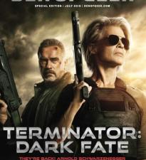 Paramount опубликовала несколько новых фотографий из фильма «Терминатор: Темные судьбы»