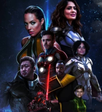 Синопсис к фильму Marvel «Вечные» раскрывает немного истории и подтверждает некоторые слова Кевина Файги