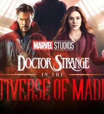 «Доктор Стрэндж 2» станет первым полнометражным фильмом ужасов вселенной Marvel
